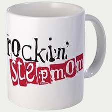 Rockin' stepmom mug